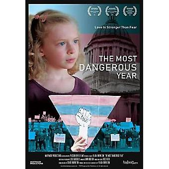 Most Dangerous Year [DVD] USA import