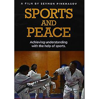 Sports & Peace [DVD] USA import