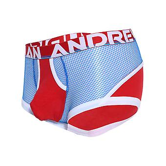 Andrew Christian Fast nackt Retro Net Boxer | Herren Unterwäsche | Boxershorts für Herren