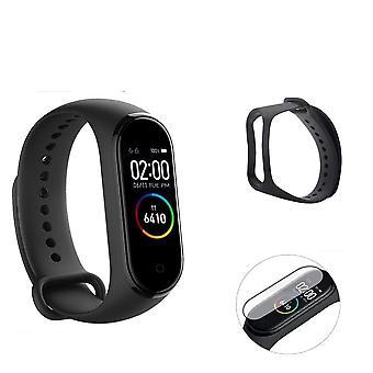 Slimme armband en hartslag fitness tracker