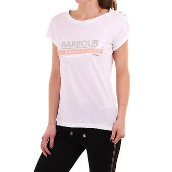 Barbour International Apex Tee Ss Cn Printed Front
