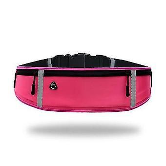 Unisex Running Bag Sports Waist Bags Waterproof Hiking Bum Bag Sport Camping