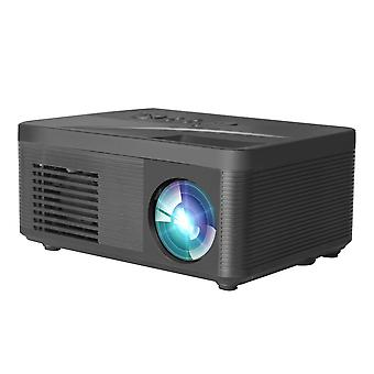 H3 HD Portable Mini LED Projector Multimedia Source HIFI Stereo Sound for Outdoor Movie Indoor Home