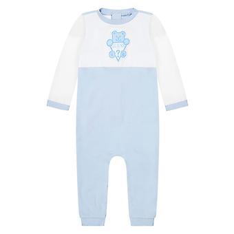 Adivina baby boys babygro azul h1r402ka6w0 f606