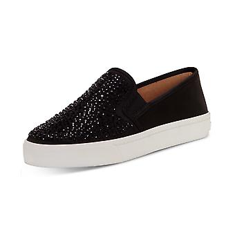 INC International Concepts Womens Sammee2 Low Top Slip On Fashion Sneakers