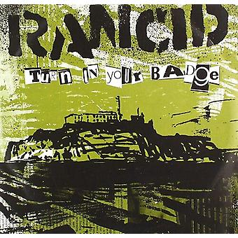 Rancid - Turn In Your [Vinyl] USA import