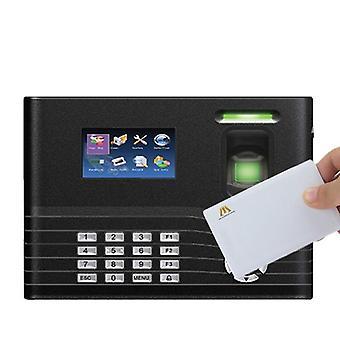 نظام الحضور الزمني البيومتري ، In01-a مع Ic Card Times تسجيل الذكية