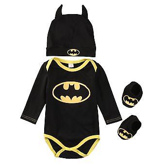 赤ちゃん/女の子漫画の服のセット、赤ちゃん新生児の幼児の衣装