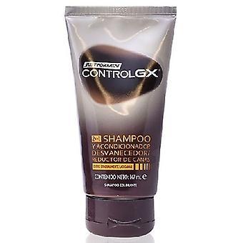 Just for Men Shampoo Controlgx Redutor 2 em 1 de Cabelos Grisalhos 147 ml