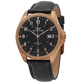 Glycine Combat Automatic Black Dial Men's Watch GL0283