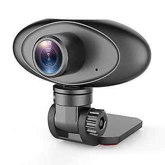 1080P HD Webcam USB Laptop Computer Camera PC Web Camera Built-in Microphone