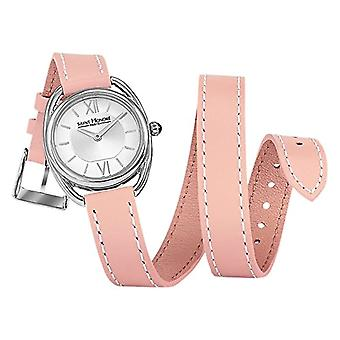 Saint Honore Analog Quartz Watch for Women with Leather Strap 7214271AIN