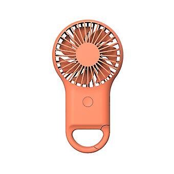 Mini ventilateur cou portable usb alpinisme boucle nuit vent extérieur
