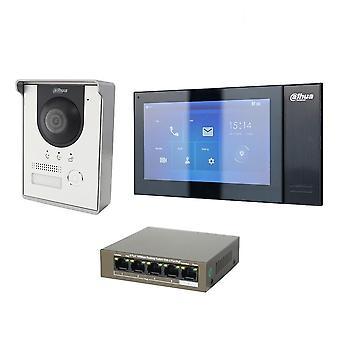 Video Intercom Kit, Include Switch , Sip Firmware