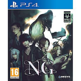 Spirit Hunter NG PS4 Game