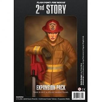 Flash Point Fire Rescue 2nd Story Board Game