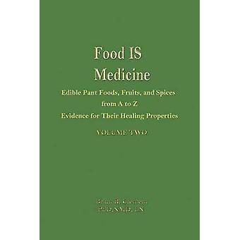 الغذاء هو حجم الدواء 2 من قبل بريان R. كليمنت