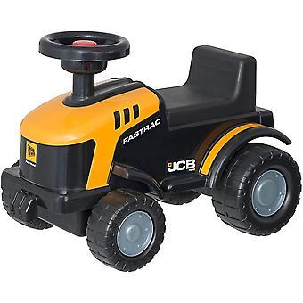 Spielzeug & Games Ride On JCB Konstruktionstraktor | Offizielles JCB Lizenzprodukt für Kinder, gelb,