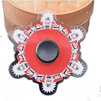 Naruto Fidget Spinners Stress Relief Hračky pro děti Dynamický točící se top, prst, Naruto, Sasuke