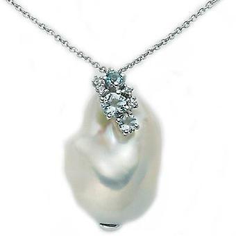 Collier de perles Miluna pcl4757