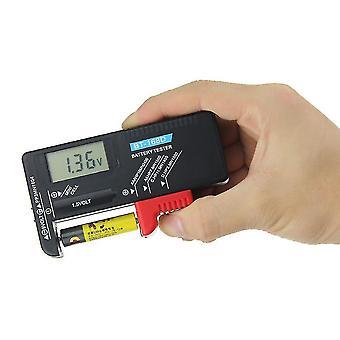 ANENG BT-168D Digitálna univerzálna kontrola batérií Volt Checker pre batérie 9V 1,5V a AA AAA L