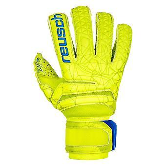 Reusch Fit Control G3 Fusion Evolution Finger Support Mens Målvakt Handske Lime