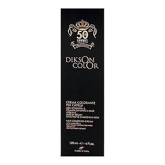 Permanente Kleurstof Verjaardag Dikson Muster Nº 5.0 (120 ml)