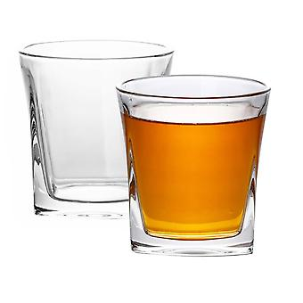 Whisky Glass in CRYSTAL CLEAR 'VINTAGE'– Old Fashioned Whiskey Crystal Glass