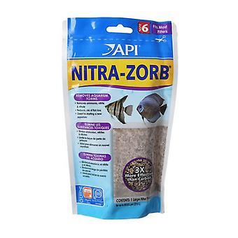 API Nitra-Zorb for API NexxFilter & Rena Smartfilter - Size 6 = 7.4 oz (Treats 55 Gallons)