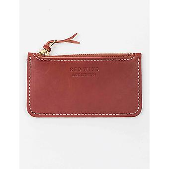 Red Wing 95014 Zipper Pouch Wallet - Oro Russet Frontier