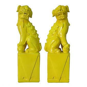 Plutus Brands Bookend Set of 2 - PBTH92815 - Multi-color