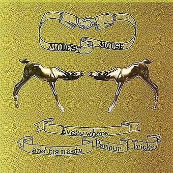Modest Mouse - ovunque & His Nasty Parlor [Vinyl] USA importare