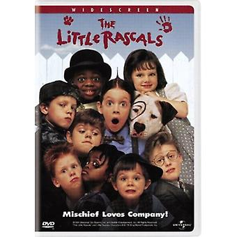 The Little Rascals [DVD] USA import