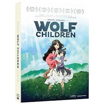 Los niños lobo [DVD] los E.e.u.u. la importación