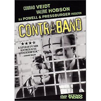 Contraband [DVD] USA import