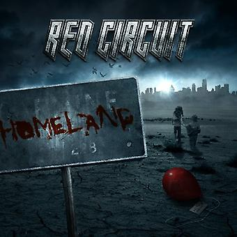 Red Circuit - Homeland [CD] USA import