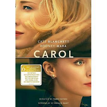 Carol [DVD] USA import