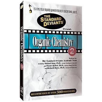 Standard Deviants - Organic Chemistry Pt. 2 [DVD] USA import