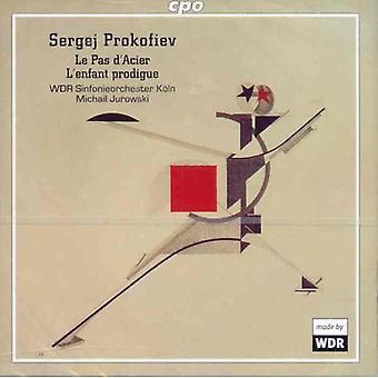 S. Prokofiev - Prokofiev: Le Pas D'Acier; L'Enfant Prodigue [CD] USA import