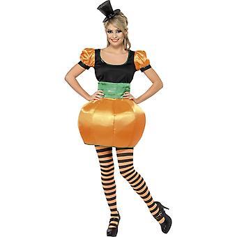 Pompoen kostuum dames Pompoen Halloween kostuum