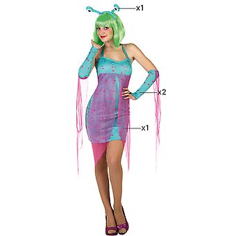 Frauen Kostüme Kostüm sexy fremden Frau