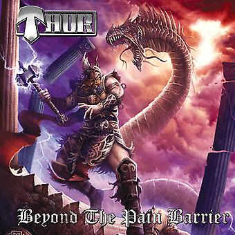 Thor - Beyond the Pain Barrier [CD] USA import