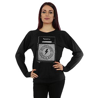 Buckcherry Women's Rock And Roll Amplifier Sweatshirt