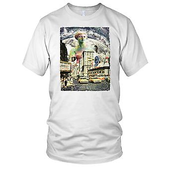 Alternatieve Sci Fi vreemd coole T Shirt dames T Shirt