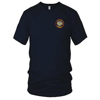CCN Recon Team RT VIRGINIA - US Army Special Forces MACV-SOG - Vietnamoorlog geborduurd Patch - Mens T Shirt