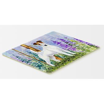 Carolines Treasures  SS8637CMT Jack Russell Terrier Kitchen or Bath Mat 20x30