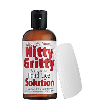 Nitty Gritty, Aromatherapy Solution, 150ml