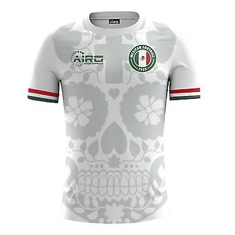 2018-2019 Messico Away concetto maglia da calcio (bambini)