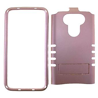 Rocker Series Snap-On Protector Case for LG G5 (Metallic Rose Gold)