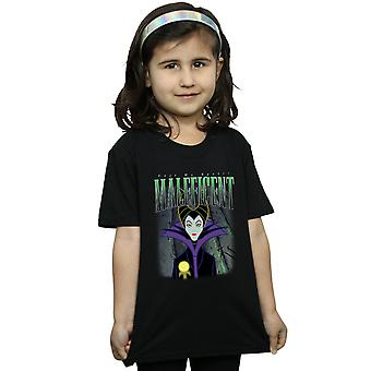 Disney Girls Sleeping Beauty Maleficent Montage T-Shirt